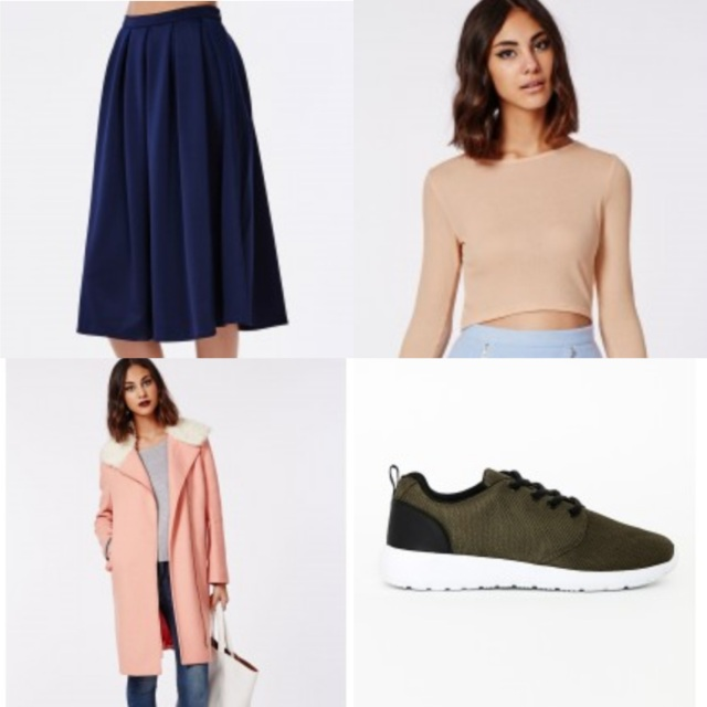 missguided wishlist spring