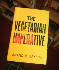 vegetarian imperative book