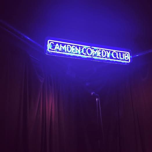 camden comedy club