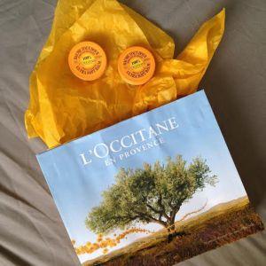 l'occitane balm