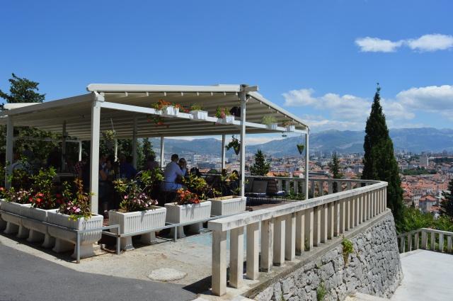 Mountain Cafe Croatia Split