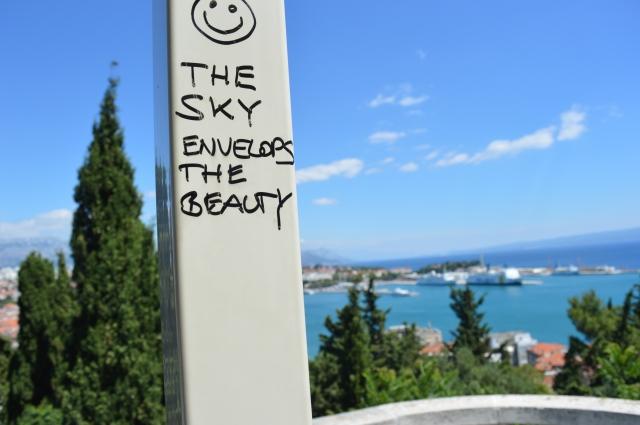 Croatia The Sky Envelops The Beauty