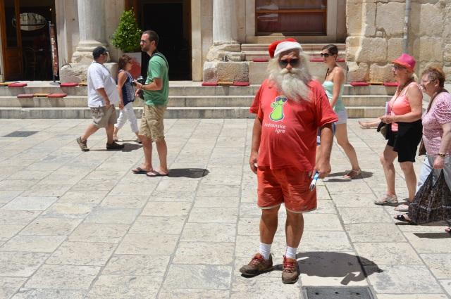 Croatia Santa