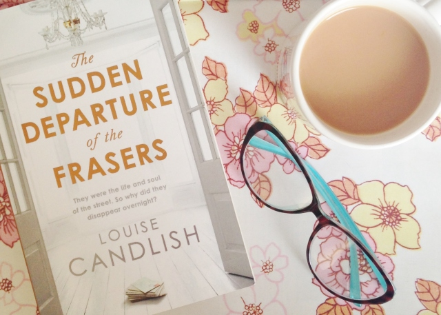 the sudden departure of the frasers louise candlish