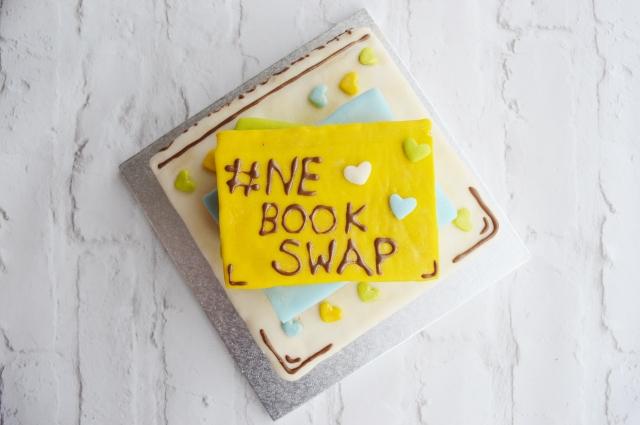 Cake NE Book Swap