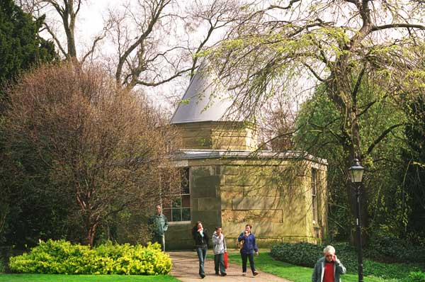 observatory york museum gardens